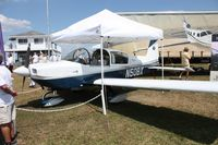 N50BX @ LAL - Tiger AG-5B - remaking the Grumman Tiger