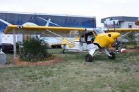 N50SV @ LAL - Aviat Aircraft A-1C