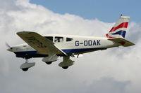 G-ODAK @ EGCK - P F A fly-in at Caernarfon - by Chris Hall