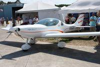 N95DY @ LAL - Aerospool SRO Dynamic WT9 - by Florida Metal