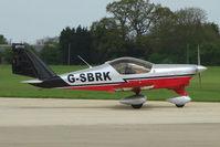G-SBRK @ EGBK - Aero AT-3 R100 at Sywell