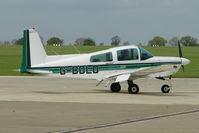G-BDLO @ EGBK - Grumman AA-5A at Sywell