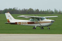 G-OERS @ EGBK - Cessna 172N At Sywell in May 2009