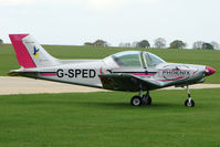 G-SPED @ EGBK - Sports Aircraft At Sywell in May 2009
