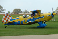 G-BTAK @ EGBK - Acrosport 2 at Sywell