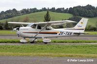 ZK-TAN @ NZAR - Ardmore Flying School Ltd., Ardmore - by Peter Lewis