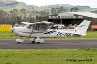 ZK-TAQ @ NZAR - Ardmore Flying School Ltd., Ardmore - by Peter Lewis