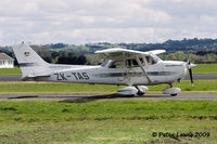 ZK-TAS @ NZAR - Ardmore Flying School Ltd., Ardmore - by Peter Lewis