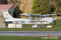 ZK-TAU @ NZAR - Ardmore Flying School Ltd., Ardmore - by Peter Lewis