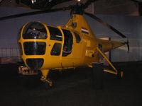 WG752 @ EHLE - Aviodrome Aviation Museum ; Dutch Navy - by Henk Geerlings