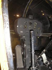 WG752 @ EHLE - Cockpit , Aviodrome Aviation Museum - by Henk Geerlings