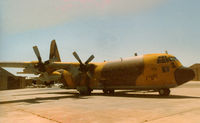 312 @ GKY - UAE C-130 at Arlington Municipal Aiport - noted with Lockheed factory - by Zane Adams