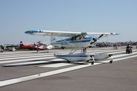 N117RB @ LAL - Piper PA-18-150