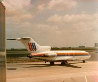N7018U @ DFW - United Airlines 727 at DFW