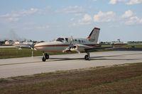 N123BT @ LAL - Cessna 421B