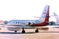 N792AA @ FTW - At Meacham Field - reported to be used by the tennis player Andre Agassi