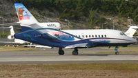N60TL @ TNCM - taking off - by daniel jef