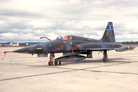 116753 @ CYYR - CF-5A at Goose Bay - by FBE