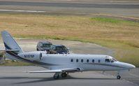 N157SP @ TNCM - taxing runway 10 - by daniel jef