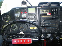 C-GJBO @ CFX2 - left seat panel - by Chet Eleveld