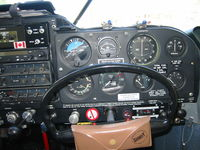 C-GJBO @ CFX2 - right seat panel - by Chet Eleveld