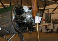 G-AHSA @ EGTH - 5. Armstrong Siddeley Engine. - by Eric.Fishwick