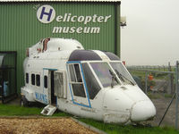 N114WG - At Weston Super-mare Helicopter Museum. - by Andrew Simpson