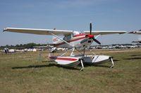 N185CJ @ LAL - Cessna A185F