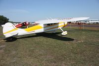 N195AB @ LAL - Cessna 190