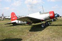 N213BD @ LAL - Vultee BT-13A