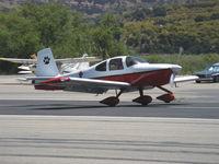 N3146S @ SZP - 2005 Nys VAN's RV-10A, Lycoming IO-540, landing Rwy 22 - by Doug Robertson