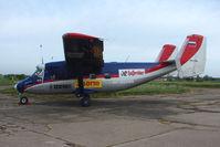 RF-00308 - An28 in for Langar Skydiving Week