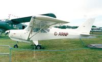 G-ARNP @ EGLF - Beagle A.109 Airedale at Farnborough International 1998