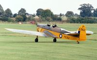 G-AJRS @ EGTH - Miles M.14A Magister at the 1998 Shuttleworth Pageant