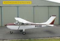 N453BG @ EGSV - Based aircraft - by keith sowter