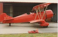 CF-JLW @ DAYTONA BE - Aircraft in original colors (1967) - by J. Reid