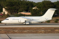 EI-CNQ @ LEPA - RJ-85 taxies to the holding point