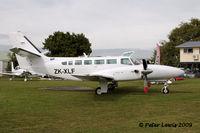 ZK-XLF @ NZHN - Kiwi Air Ltd., Gisborne - by Peter Lewis