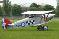 G-BEER @ EGBP - 1979 Isaacs Fury at Kemble on Great Vintage Flying Weekend