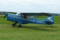 G-AHSS @ EGBP - 1946 Auster J1N at Kemble on Great Vintage Flying Weekend
