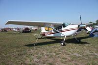N333AH @ LAL - Cessna 180H - by Florida Metal