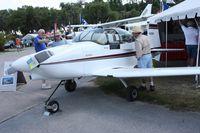 N389X @ LAL - Mustang II