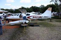 N403MC @ LAL - Cessna 400