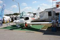 N453JH @ LAL - Flaming Air FA-04 Peregrine
