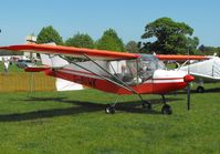 G-BUWK - Attending the Annual Wings and Wheels event at Henham Park Suffolk - by keith sowter
