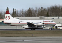C-GKFO @ CYZH - Slave Lake Air Tanker Base - by William Heather