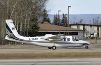 C-FAKP @ CYZH - Slave Lake Air Tanker Base - by William Heather