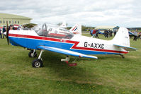 G-AXXC @ EGBP - 1959 Piel CP301B at Kemble on Great Vintage Flying Weekend
