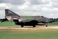 69-0378 @ EGWZ - 10th TRW RF-4C at RAF Alconbury - by FBE