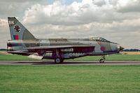 XR755 @ EGXB - daily scene RAF Binbrook